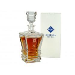 Karafka Kryształowa Bohemia Rocky 850ml z GRAWEREM