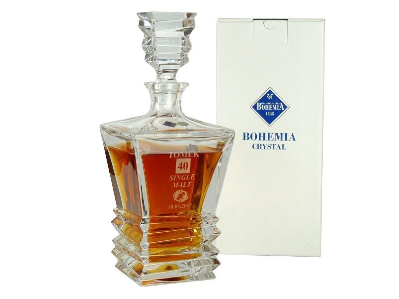 Karafka Bohemia ROCKY